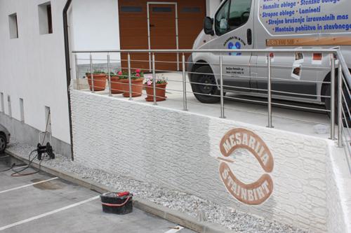 Tiskani beton